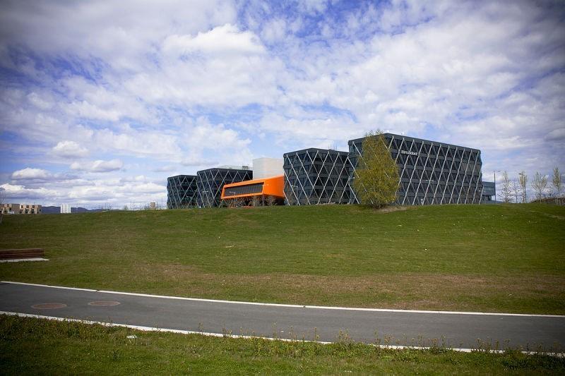 Самые красивые научные лаборатории мира: внутри и снаружи - 6