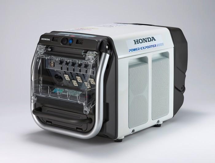 Водородный автомобиль Honda может снабжать электричеством целый дом в течение 7 дней - 2