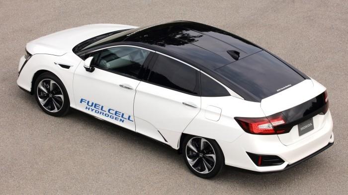 Водородный автомобиль Honda может снабжать электричеством целый дом в течение 7 дней - 3