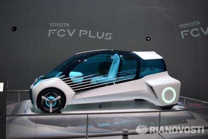 Водородный автомобиль Honda может снабжать электричеством целый дом в течение 7 дней - 4