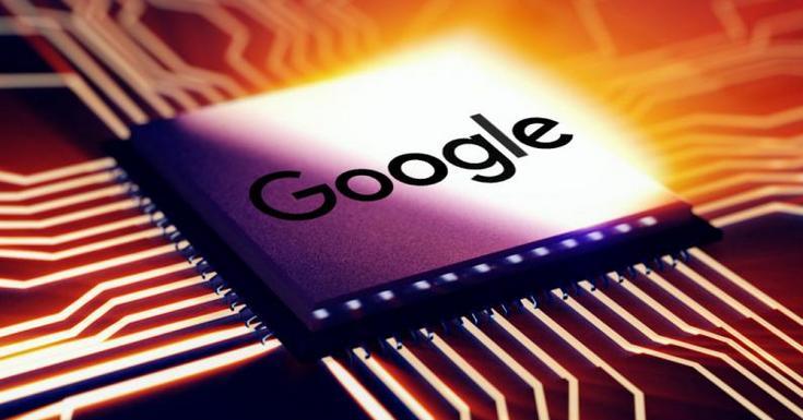 Google работает над собственным микропроцессором
