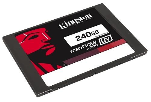 В серию Kingston UV300 вошли модели с контроллером Phison PS3110-S10