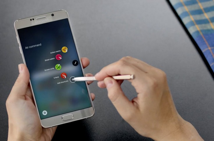 Samsung отчиталась за квартал