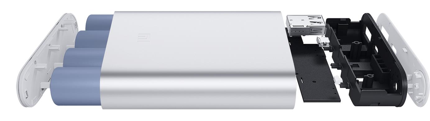 Xiaomi Power Bank: Роял-флеш внешних аккумуляторов - 5
