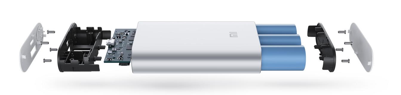 Xiaomi Power Bank: Роял-флеш внешних аккумуляторов - 8