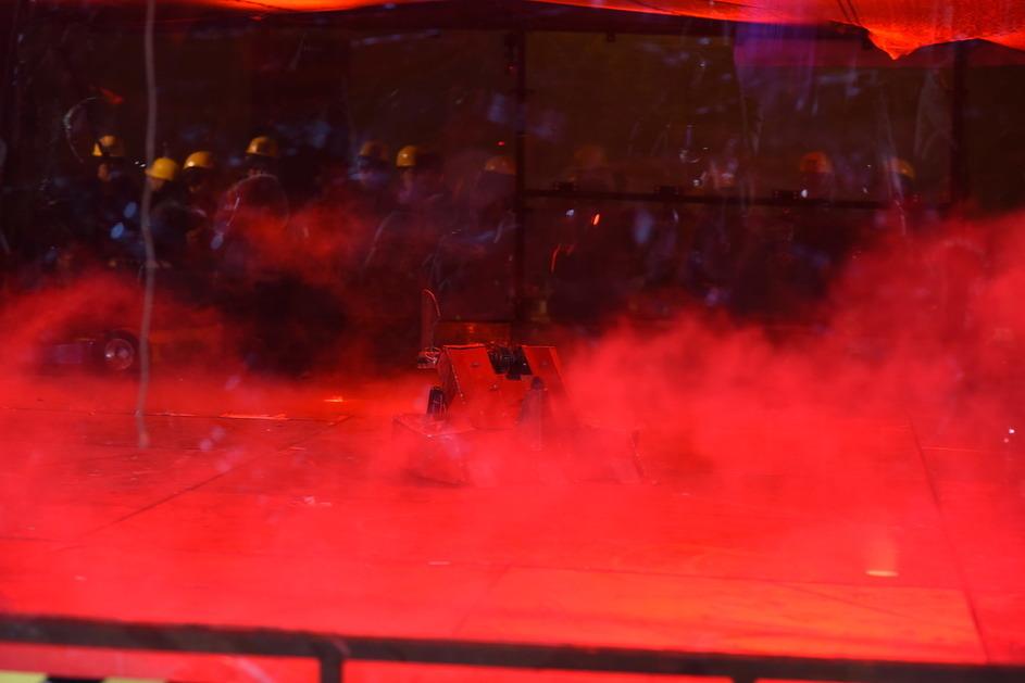 Фотоотчет с открытия боев роботов «Бронебот: Осенний разогрев» - 41
