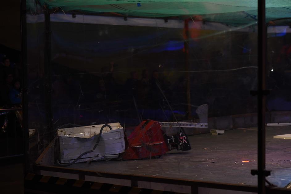 Фотоотчет с открытия боев роботов «Бронебот: Осенний разогрев» - 42