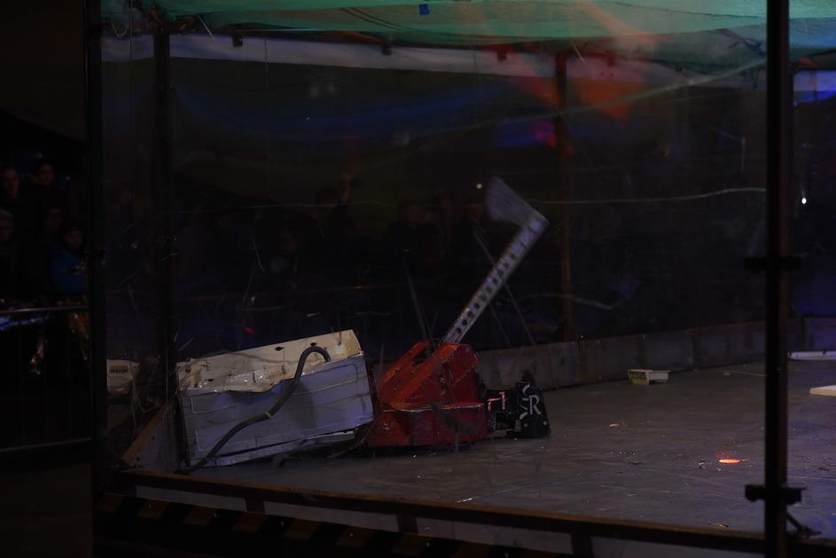 Фотоотчет с открытия боев роботов «Бронебот: Осенний разогрев» - 43