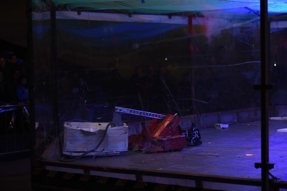 Фотоотчет с открытия боев роботов «Бронебот: Осенний разогрев» - 44