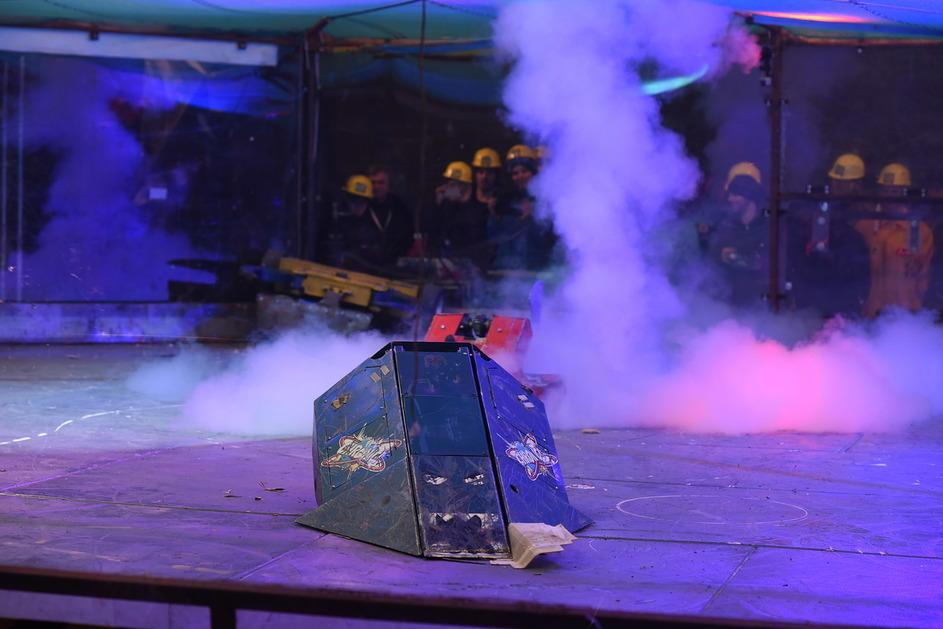 Фотоотчет с открытия боев роботов «Бронебот: Осенний разогрев» - 47