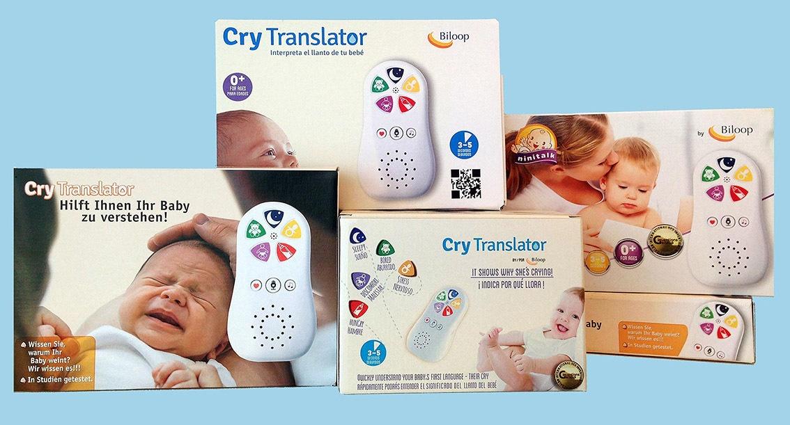 Как узнать, почему плачет младенец: анализируем вместе с «Why Cry» - 5
