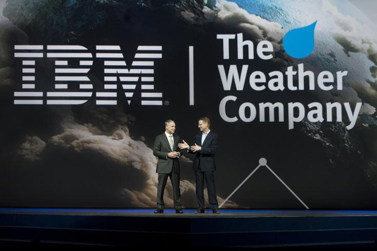 Компания IBM подтвердила намерение купить активы The Weather Company, но не стала разглашать финансовые условия сделки