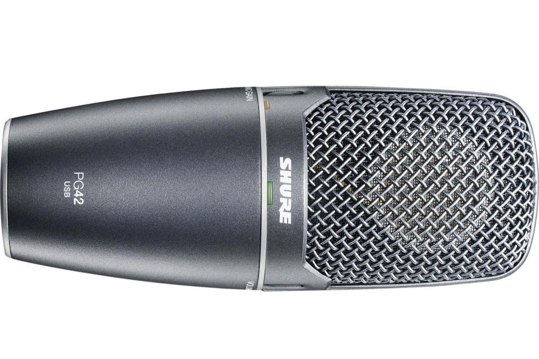 Мегаобзор микрофонов для записи подкастов - 12