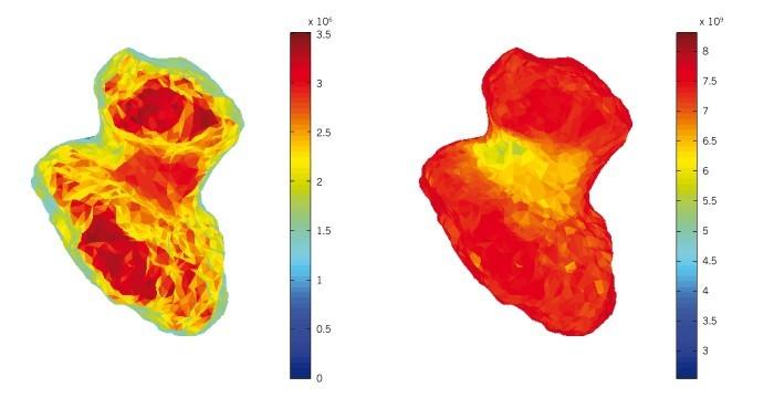 На комете Чурюмова-Герасименко обнаружен молекулярный кислород - 2
