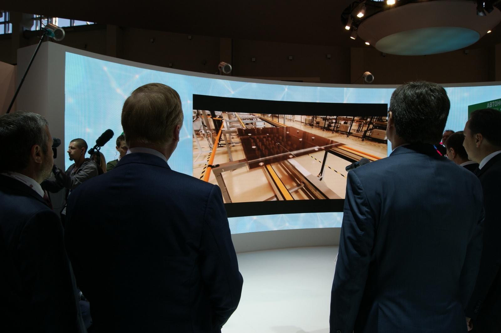 В Башкортостане запустили первую очередь крупнейшей в России солнечной электростанции мощностью 20 МВт - 3