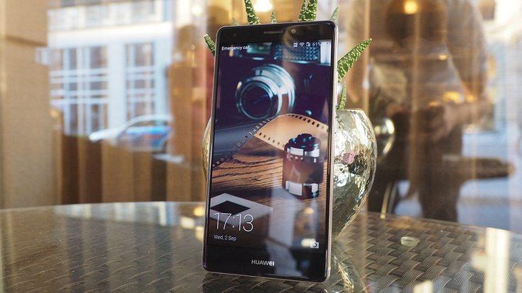 За квартал Huawei продала 27,4 млн смартфонов