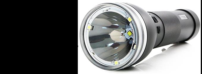 Luxor 2: первый в мире фонарик с автофокусом - 6