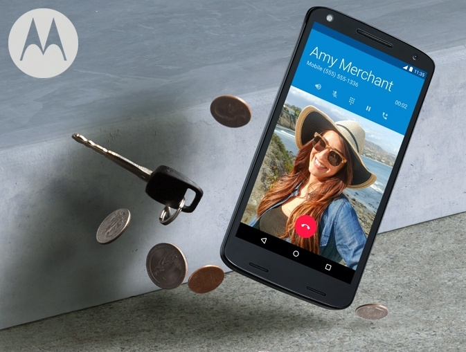 Motorola опубликовала статистику по разбитым экранам смартфонов