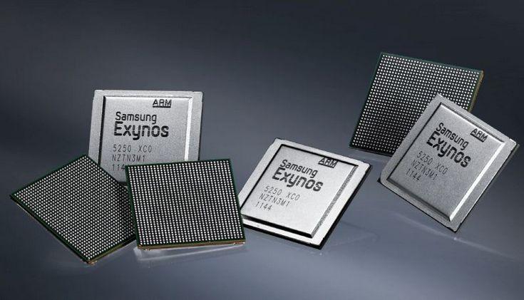 Производство SoC Exynos 8890 стартует в декабре