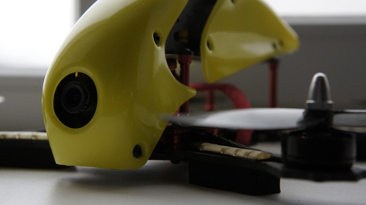 Гоночный квадрокоптер с FPV для нерезинового бюджета – Robocat 270 - 9