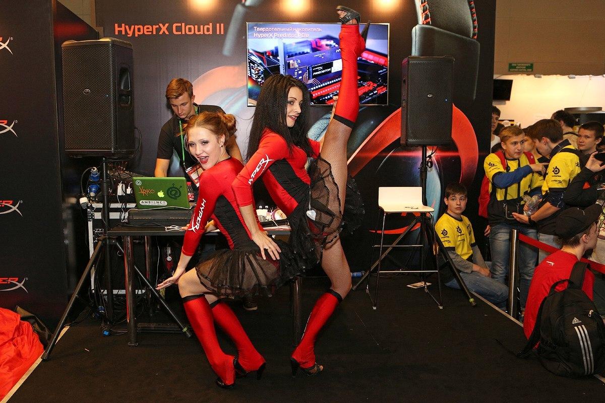 [Игромир 2015] Как прошла выставка на стенде HyperX - 8
