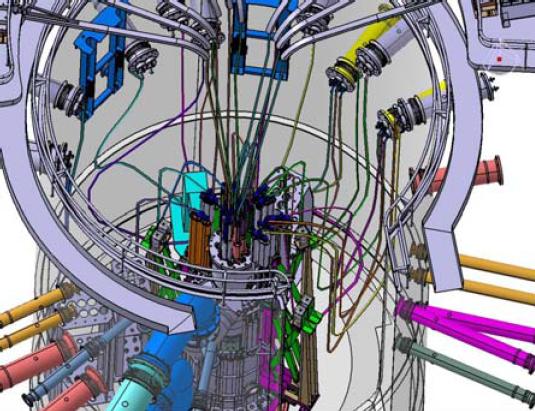 Новая ядерная лаборатория Европы — Jules Horowitz Reactor - 10
