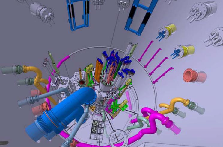 Новая ядерная лаборатория Европы — Jules Horowitz Reactor - 12