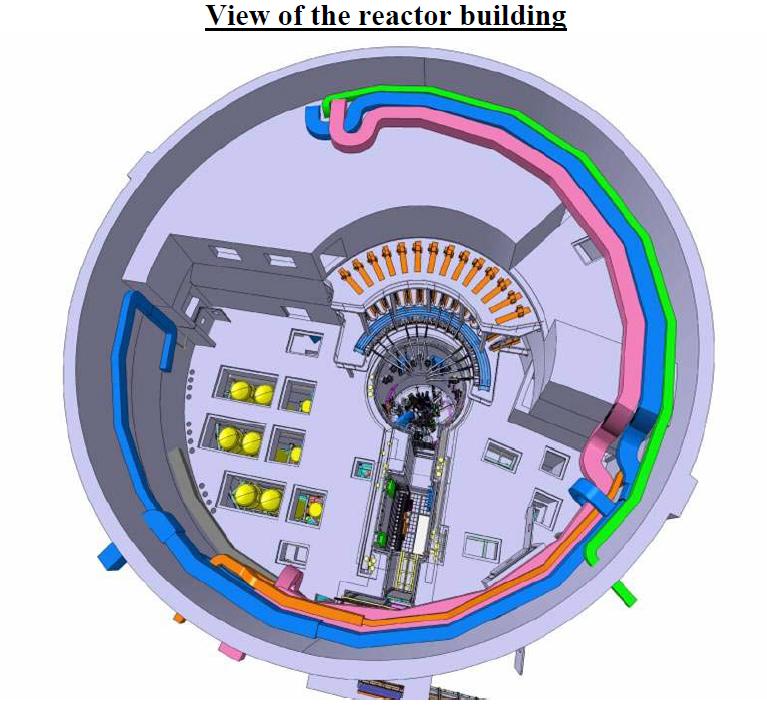 Новая ядерная лаборатория Европы — Jules Horowitz Reactor - 13