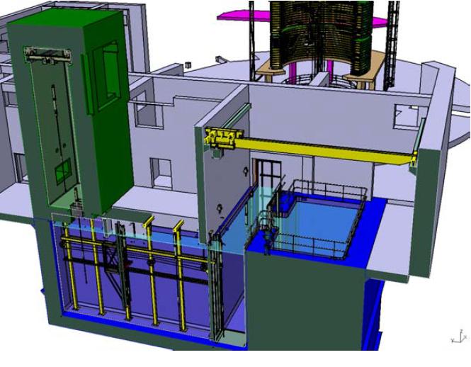 Новая ядерная лаборатория Европы — Jules Horowitz Reactor - 17