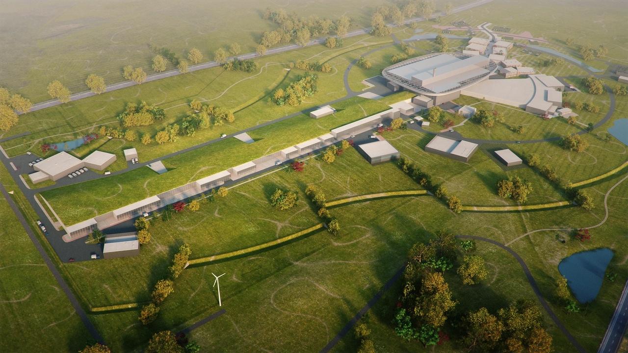 Новая ядерная лаборатория Европы — Jules Horowitz Reactor - 2