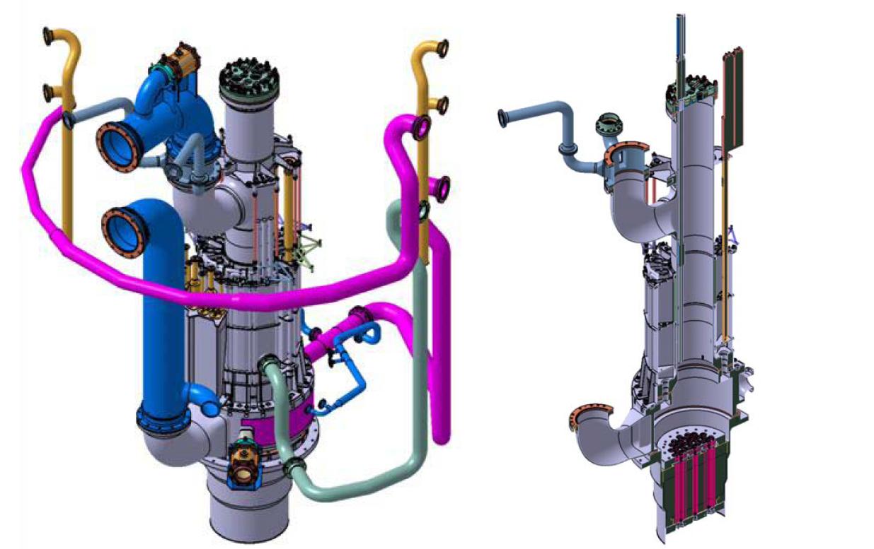 Новая ядерная лаборатория Европы — Jules Horowitz Reactor - 3
