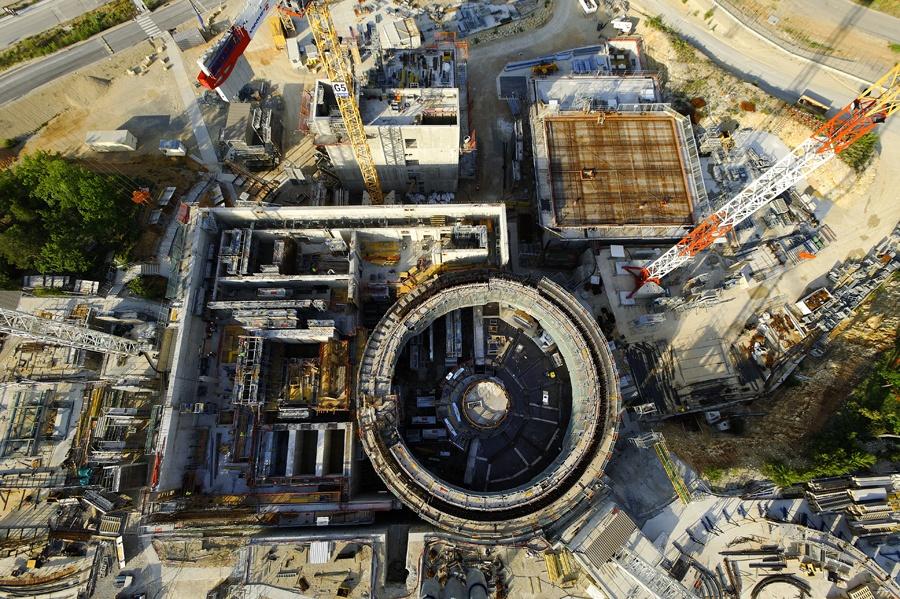 Новая ядерная лаборатория Европы — Jules Horowitz Reactor - 7