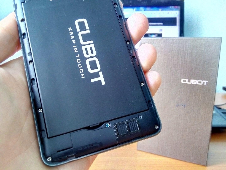 Обзор бюджетника-долгожителя с классным экраном и отличным GPS — Cubot H1 - 43