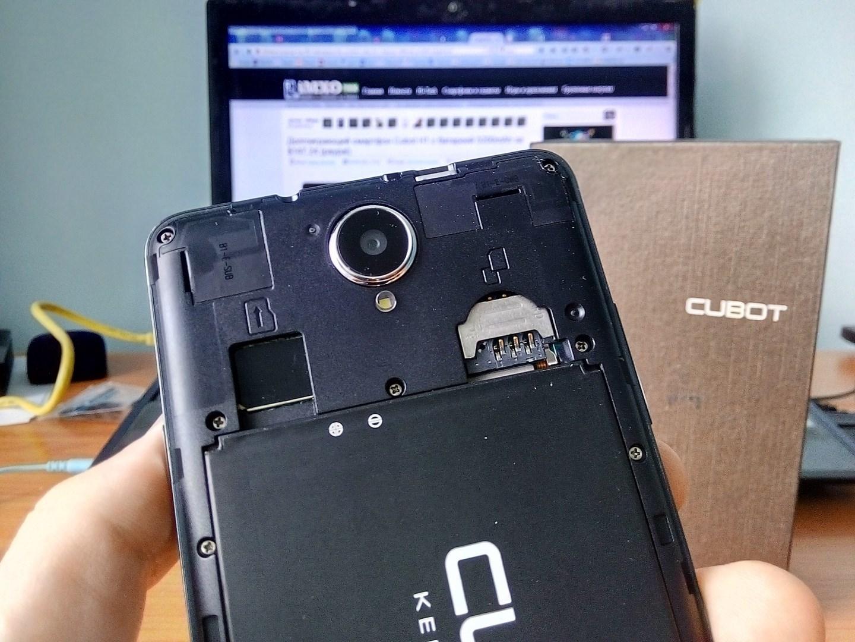 Обзор бюджетника-долгожителя с классным экраном и отличным GPS — Cubot H1 - 44