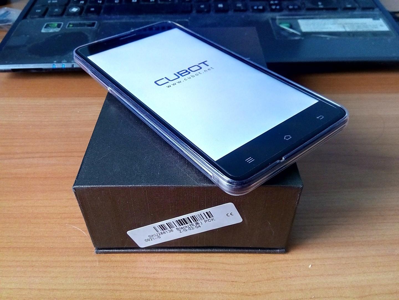 Обзор бюджетника-долгожителя с классным экраном и отличным GPS — Cubot H1 - 47