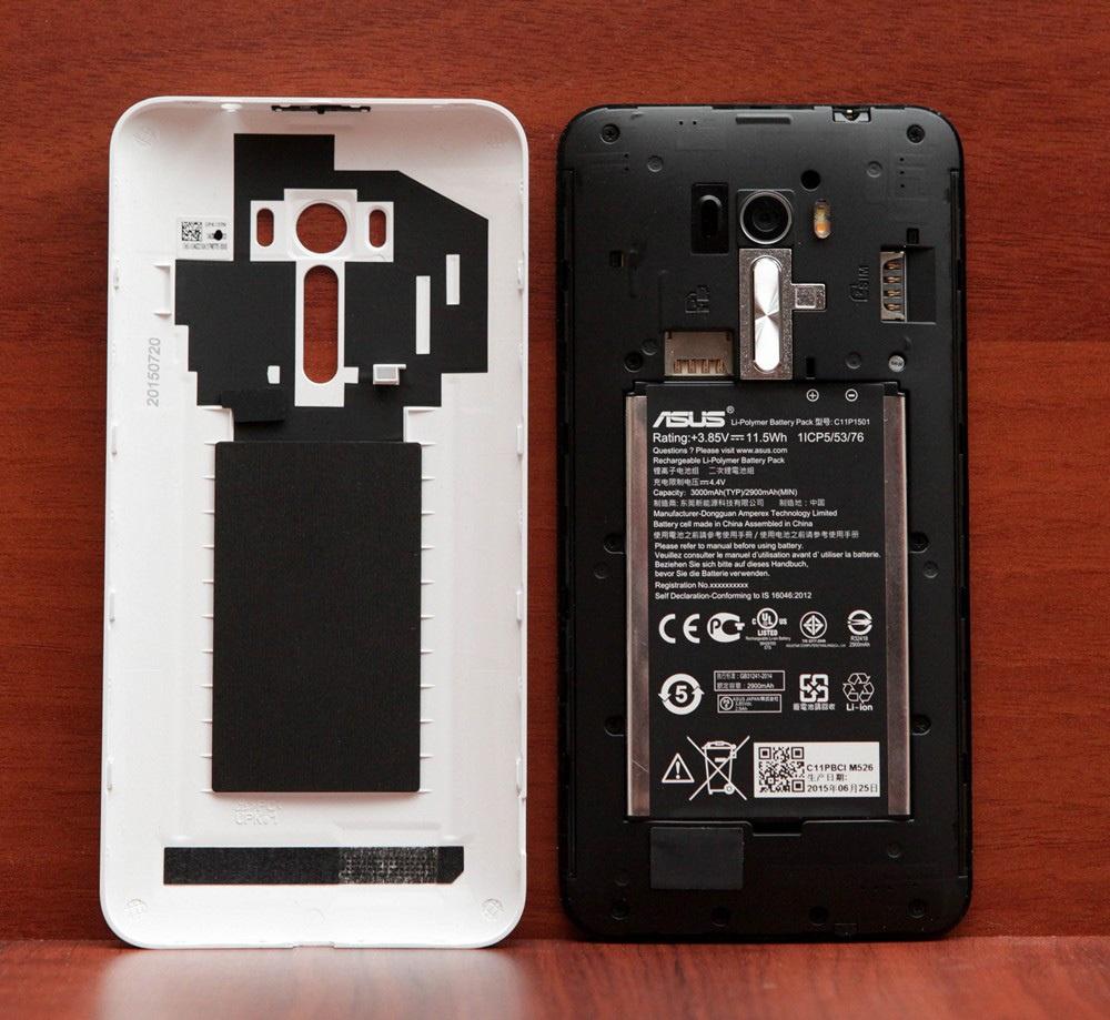 Обзор смартфона ASUS ZenFone Selfie - 17