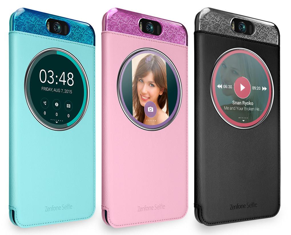 Обзор смартфона ASUS ZenFone Selfie - 32