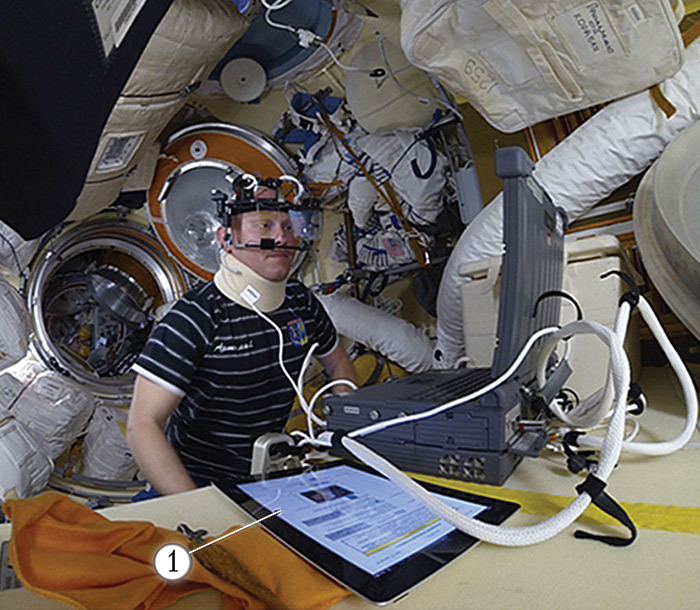РКК «Энергия» адаптирует планшеты для работы в открытом космосе - 1