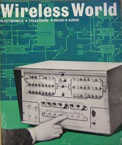 Самодельный компьютер из 1967 года - 2