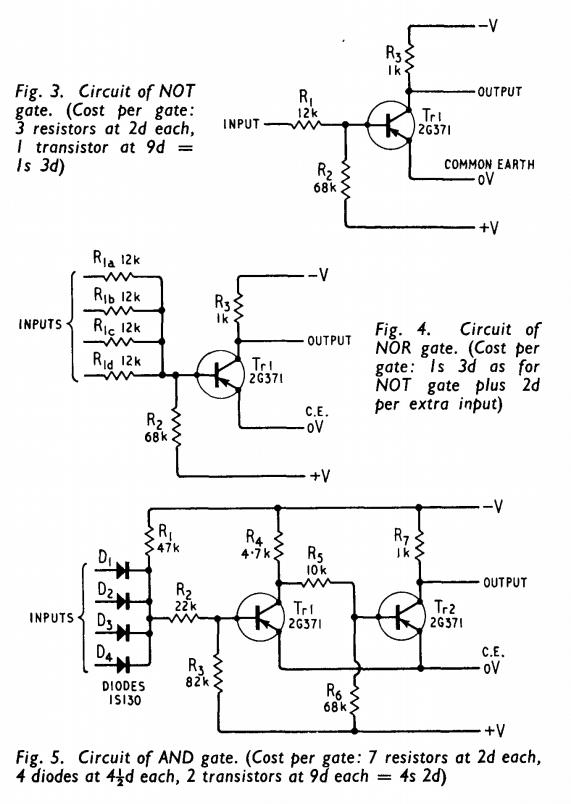 Самодельный компьютер из 1967 года - 4