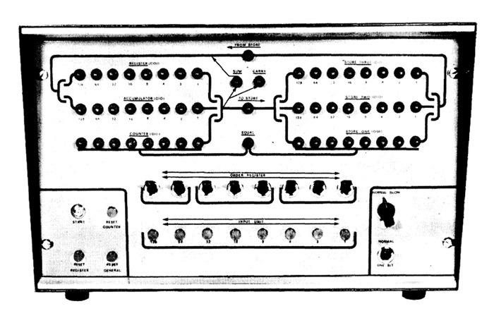Самодельный компьютер из 1967 года - 1