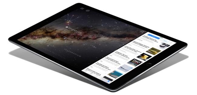 iPad Pro поступит в продажу 11 ноября