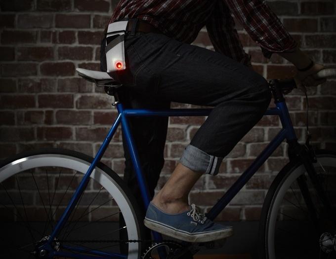 Подборка нетривиальных велосипедных фонарей с Kickstarter и не только - 10