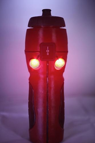 Подборка нетривиальных велосипедных фонарей с Kickstarter и не только - 11