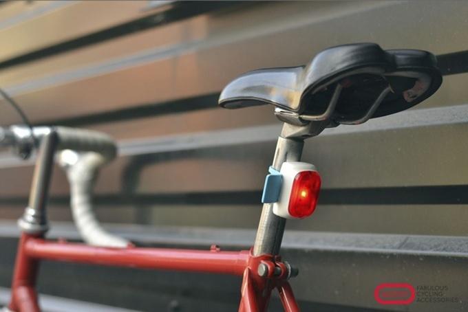 Подборка нетривиальных велосипедных фонарей с Kickstarter и не только - 13