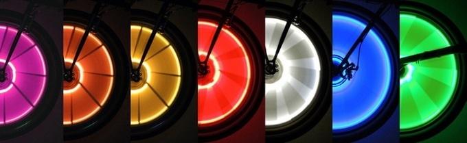 Подборка нетривиальных велосипедных фонарей с Kickstarter и не только - 18