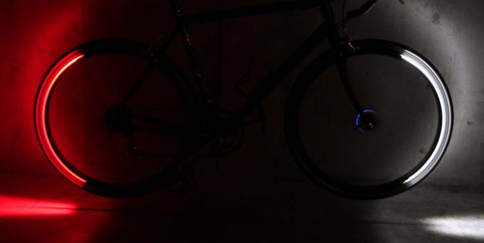 Подборка нетривиальных велосипедных фонарей с Kickstarter и не только - 19