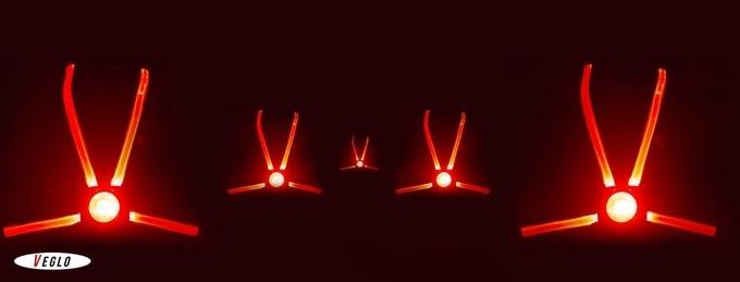 Подборка нетривиальных велосипедных фонарей с Kickstarter и не только - 23