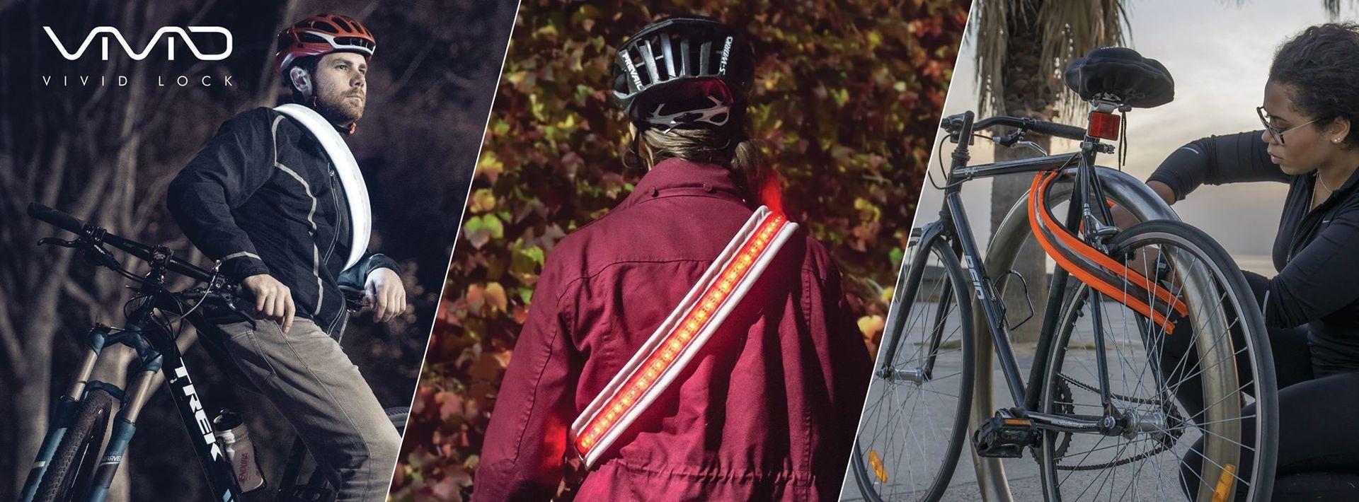Подборка нетривиальных велосипедных фонарей с Kickstarter и не только - 24