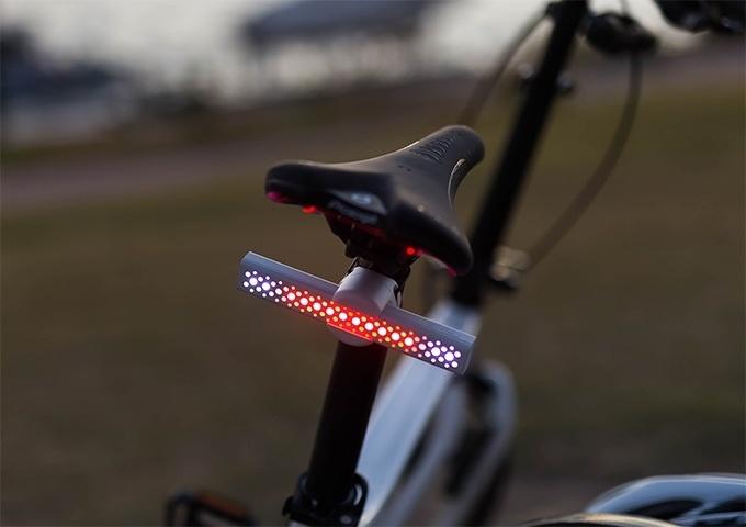 Подборка нетривиальных велосипедных фонарей с Kickstarter и не только - 5